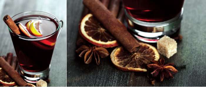 Mulled wine is fine for the holidays. Or any day, really.